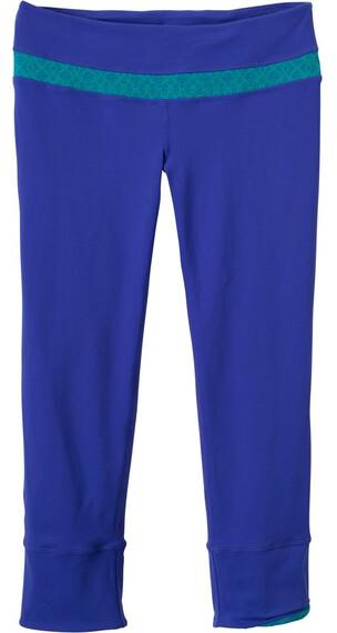 Prana W's Clover Capri Sail Blue